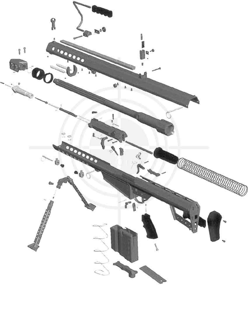 باز شده ی سلاح